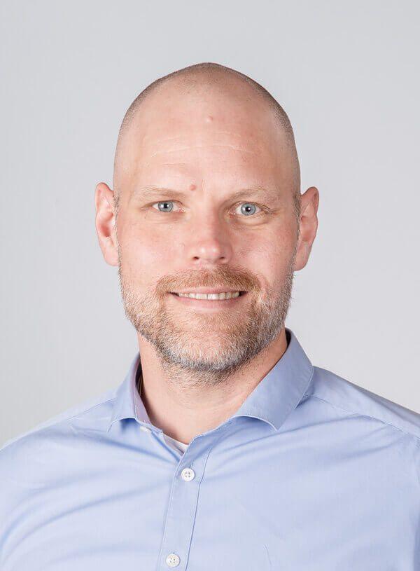 Jens Back VD